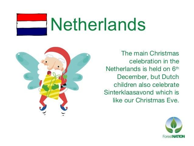 Christmas around the world ForestNation