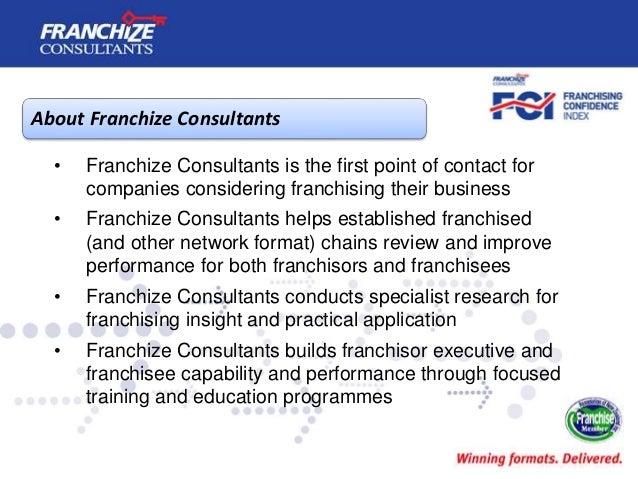 New Zealand Franchising Confidence Index | January 2015 Slide 2