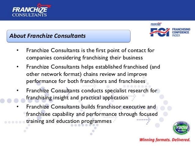 New Zealand Franchising Confidence Index   October 2013 Slide 2