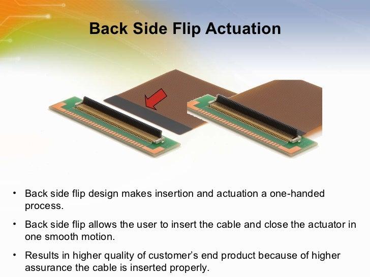 FCI Flex Connectors