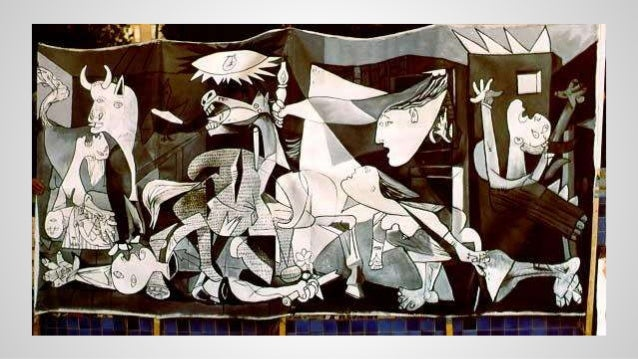 Pablo picasso 39 s guernica for Mural guernica