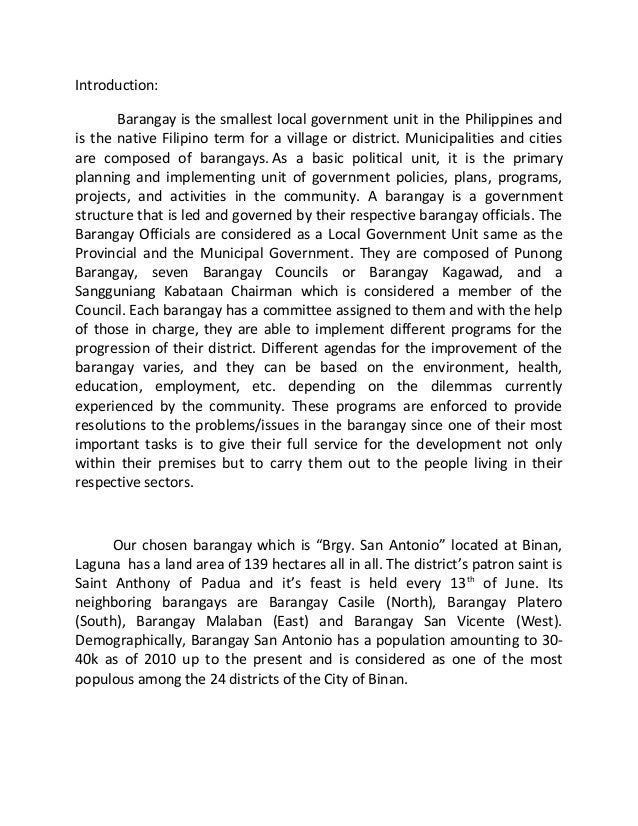 Scope and Limitation of Enrollment System