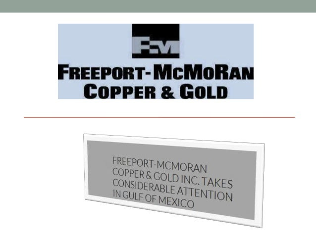 Freeport-McMoRan Copper & Gold, Inc. - (FCX)