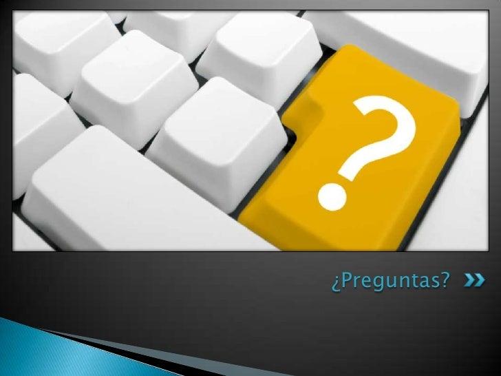 Ubiquidad: Accesible desde cualquier lugar o dispositivo</li></ul>www.formacionlibre.com<br />