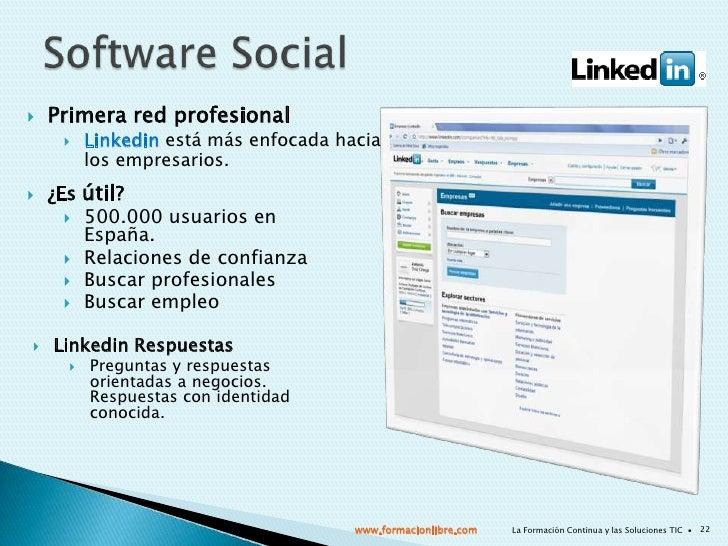 Comentarios, recomendaciones </li></ul>www.formacionlibre.com<br />