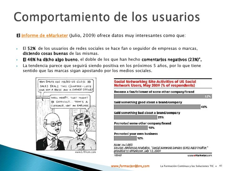 Preguntas y respuestas orientadas a negocios. Respuestas con identidad conocida.</li></ul>www.formacionlibre.com<br />