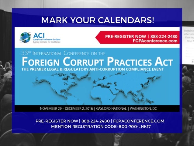 the foreign corrupt practices act essay The foreign corrupt practices act of 1977 (fcpa) (15 usc § 78dd-1, et seq) is a united states federal law known primarily for two of its main provisions, one that addresses accounting transparency requirements under the securities exchange act of 1934 and another concerning bribery of foreign officials.