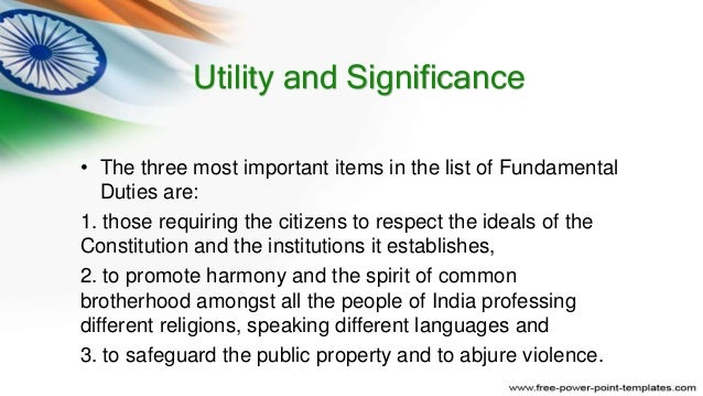 responsibility as true indian citizen Fundamental rights are absolute (true in this unit you have read about fundamental rights and duties of indian how can fundamental rights of indian citizens.