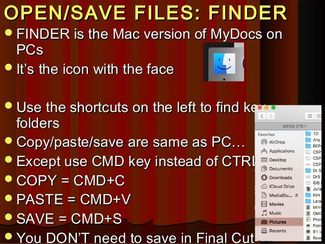 Final Cut Pro X basics