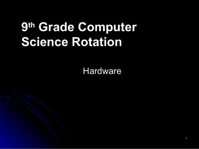 FCS Computer Hardware