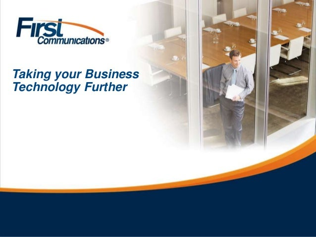 Taking your Business Technology Further