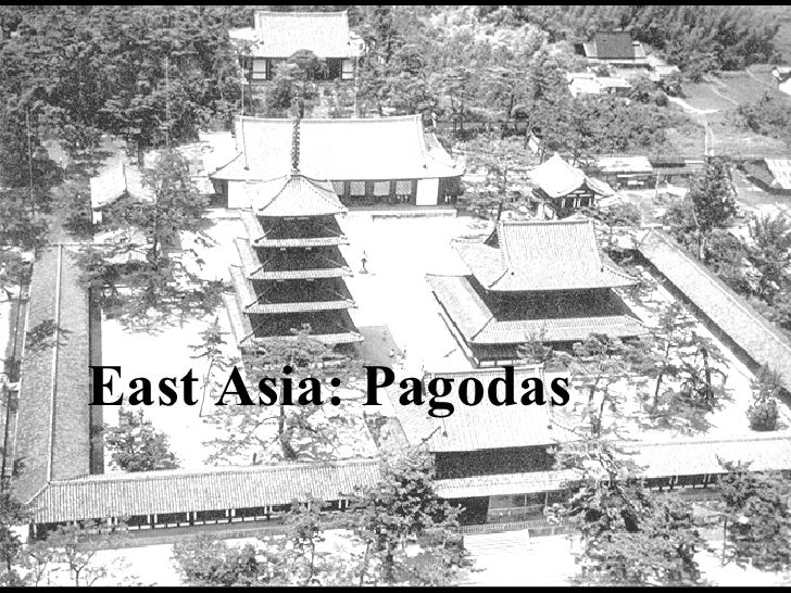 East Asia: Pagodas