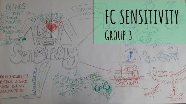 FC SENSITIVITY GROUP 3