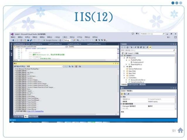 IIS(12) 51