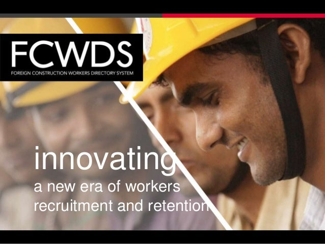 innovating a new era of workers recruitment and retention