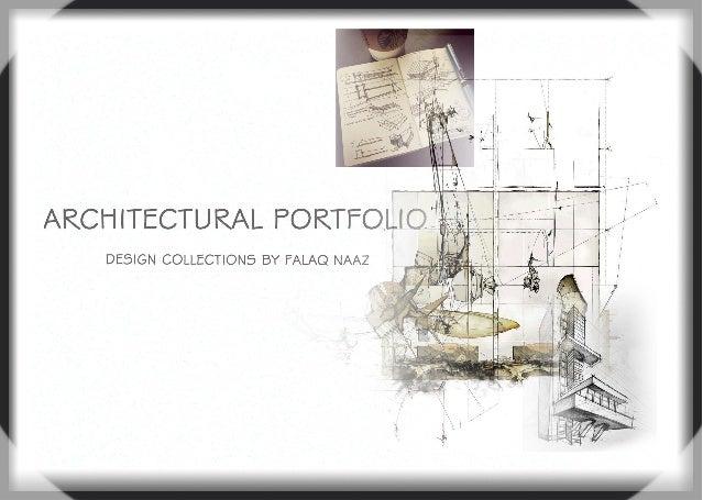 ARHITECTURAL PORTFOLIO