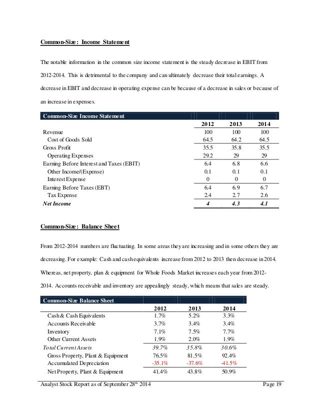 Stock Project Finance