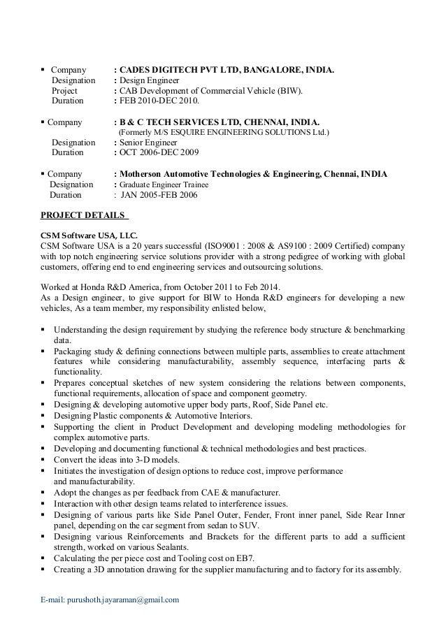 Resume_Purushothaman