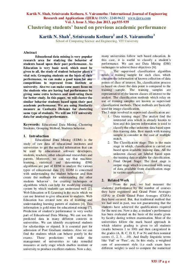 Kartik N. Shah, Srinivasulu Kothuru, S. Vairamuthu / International Journal of EngineeringResearch and Applications (IJERA)...