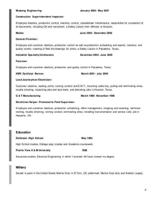 Michael\'s Resume\'.docx revised