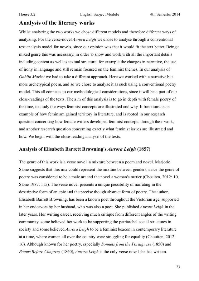 an analysis of different poem genre and how poets use them to describe the world Poetry this is often considered the oldest form of literature before writing was invented, oral stories were commonly put into some sort of poetic form to make them easier to remember and.