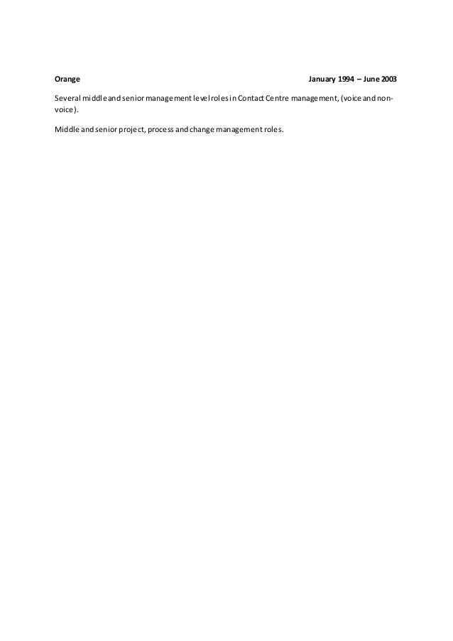 Doc690768 Concise Resume Template 50 Professional HTML Resume – Concise Resume Template