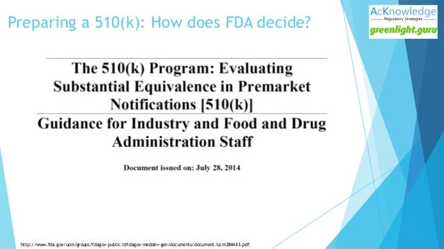 Fda 510 k submission tips best practices for 510 k cover letter