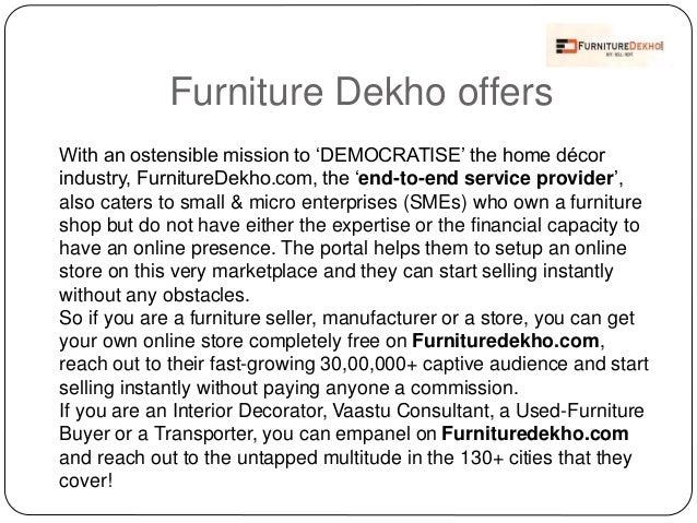 11 - Sample Furniture