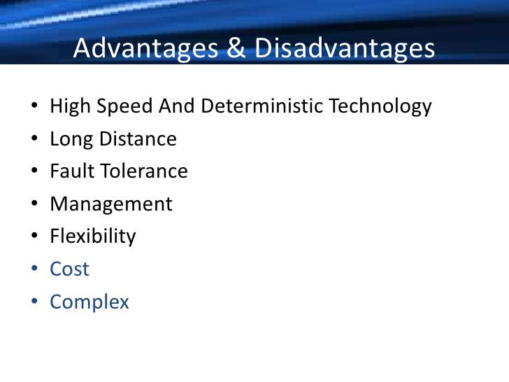 advantages and disadvantages of normal lan Lan vs wan or local area networks (lans) and wide area networks and these advantages and disadvantages can affect an organization's productivity significantly.
