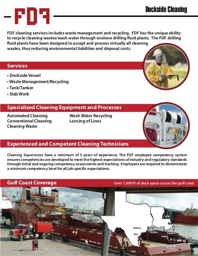 Fdf Energy Services Brochure 2018
