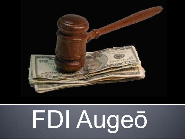 FDI Augeō