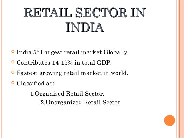 thesis on fdi in retail in india Retail fdi in india | towards a brighter tomorrow 04 foreign direct investment (fdi) in india has been on the rise in the past few years especially in the retail, e-commerce.