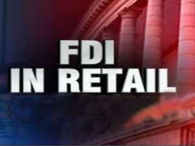 fdi in multi brand retail in india Fdi in-multi-brand retail india - download as pdf file (pdf), text file (txt) or read online fmbri.