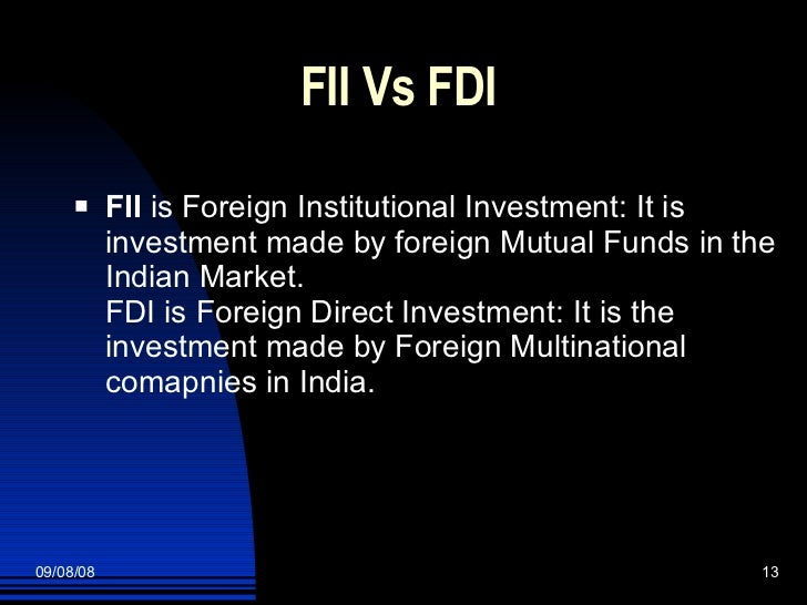 fdi and indian stock market 2018-8-12  the national stock exchange of  investors are gagil fdi  fake certificates and fraudulent transactions that had plagued the indian stock market.
