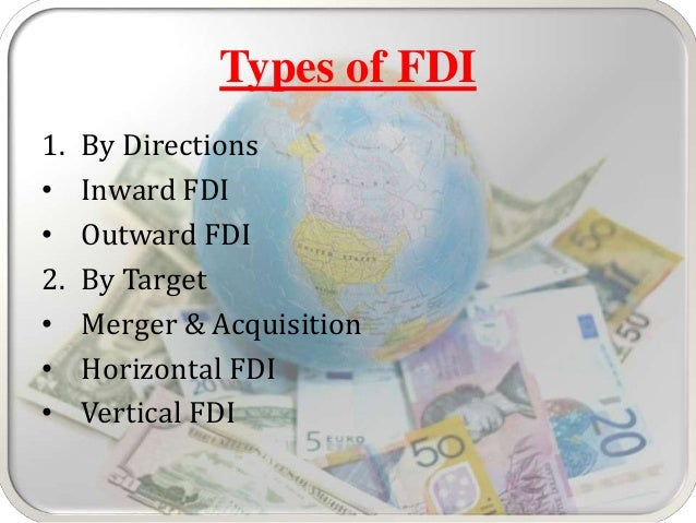 fdi and its impacts on the The degree of complimentarily and substitution between domestic investment and fdi, and other country – specific characteristics the study of mottaleb (2007) was about determinants of foreign direct investment and its impact on economic growth in developing countries, it aimed to find out the relationship between the.