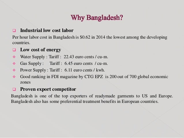 direct foreign investment in bangladesh challenges Traditionally, bangladesh has been a shipbuilding country bangladesh had exported ships even in the seventeenth and eighteenth century the modern shipbuilding industry started since the period in bangladesh in mid 1950s, and has made some progress since then and also attracted foreign buyers it took a number of.