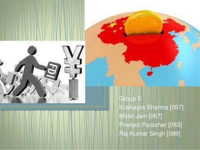 Group 5Kushagra Sharma [057]Mohit Jain [067]Prodyot Parashar [083]Raj Kumar Singh [089]