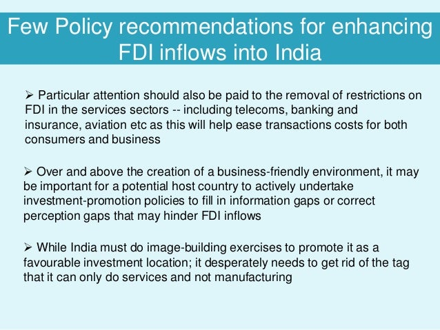 fdi in insurance india India's move to allow greater foreign investment in insurance companies will help breathe life into a hitherto listless industry, and could entice global reinsurance companies like berkshire hathaway inc and lloyd's of london to set up shop in india.