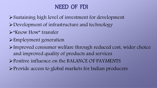 influence of fdi on indian economy 2017-8-16 foreign direct investment (fdi) in indian automobile  largest industries and a key sector of the economy indian  % of total fdi inflows its influence.