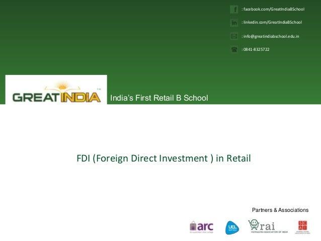 India's First Retail B SchoolPartners & Associations: facebook.com/GreatIndiaBSchool: linkedin.com/GreatIndiaBSchool: info...