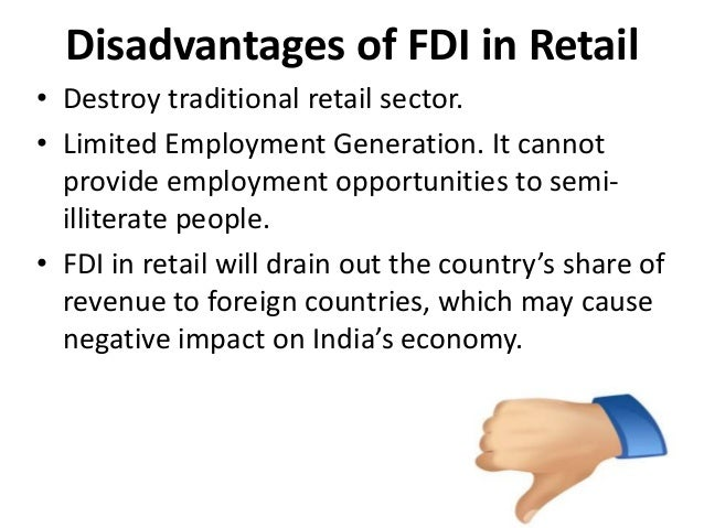 Fdi in forex authorised dealer