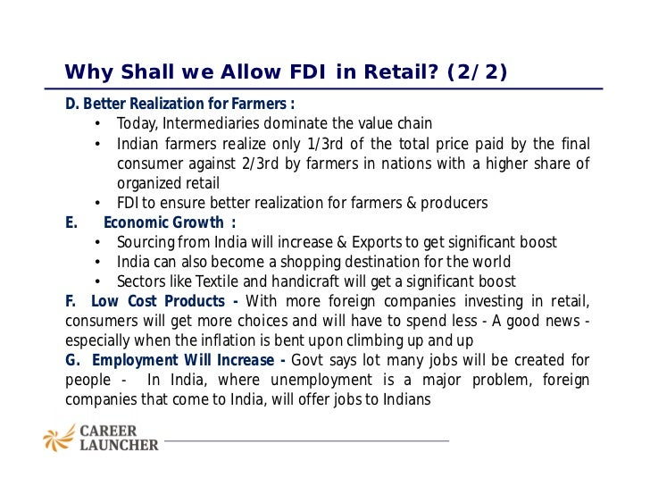 All you want to know about FDI in single-brand retail
