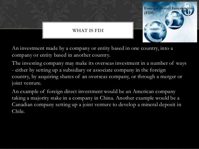 fdi policies of india and china A comparative analysis of fdi in india and china  this study examines the status of inward foreign direct investment flow into india  and common policy making .