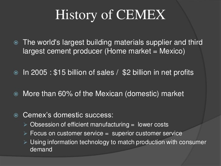 cemex fdi Foreign direct investment in colorado measuring the impact of global companies investing in the state 83,300 workers employed by insourcing companies.
