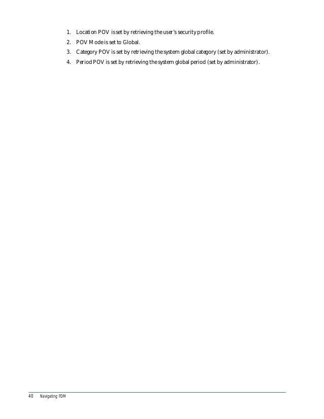 hyperion fdm admin guide hyperion administrator - Hyperion Administrator
