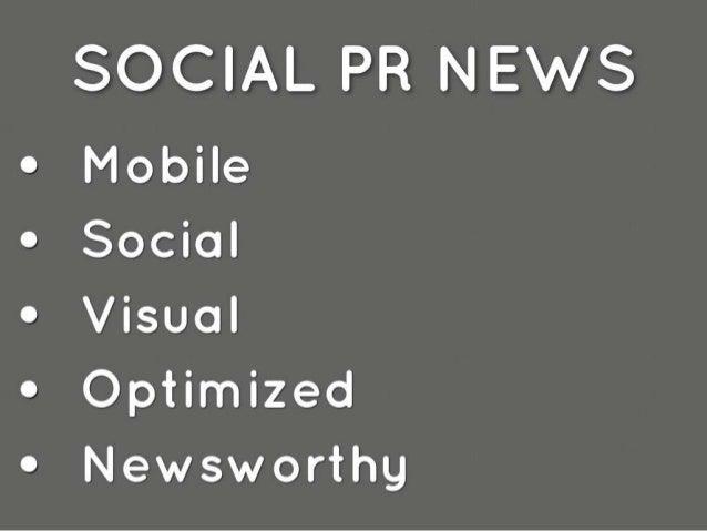 Social PR Secrets by Lisa Buyer