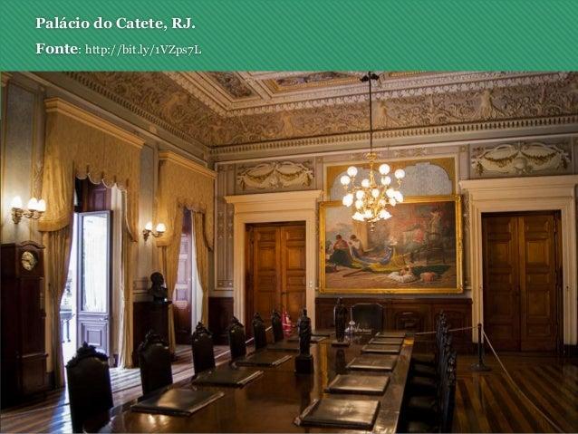 Palácio do Catete, RJ. Fonte: http://bit.ly/1VZps7L