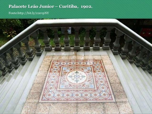 Palacete Leão Junior – Curitiba, 1902. Fonte:http://bit.ly/22evpNY