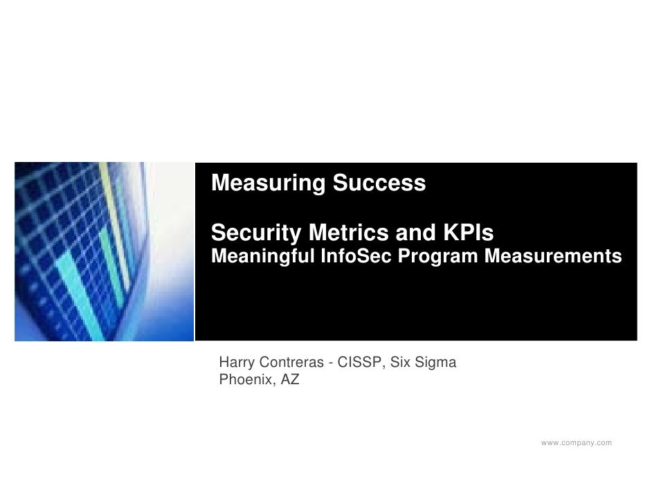 writing kpis There's no question that key performance indicators (kpis) are needed to help drive operational improvements kpis are absolutely irresistible for organizations to.