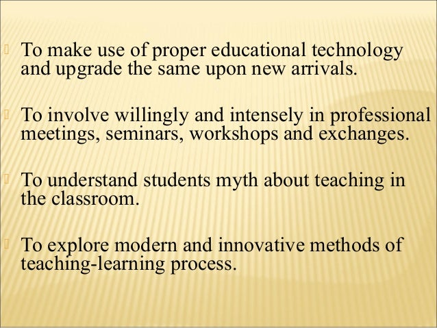 More important than the curriculum is the question of the method of teaching & the spirit in which the teaching is given. ...